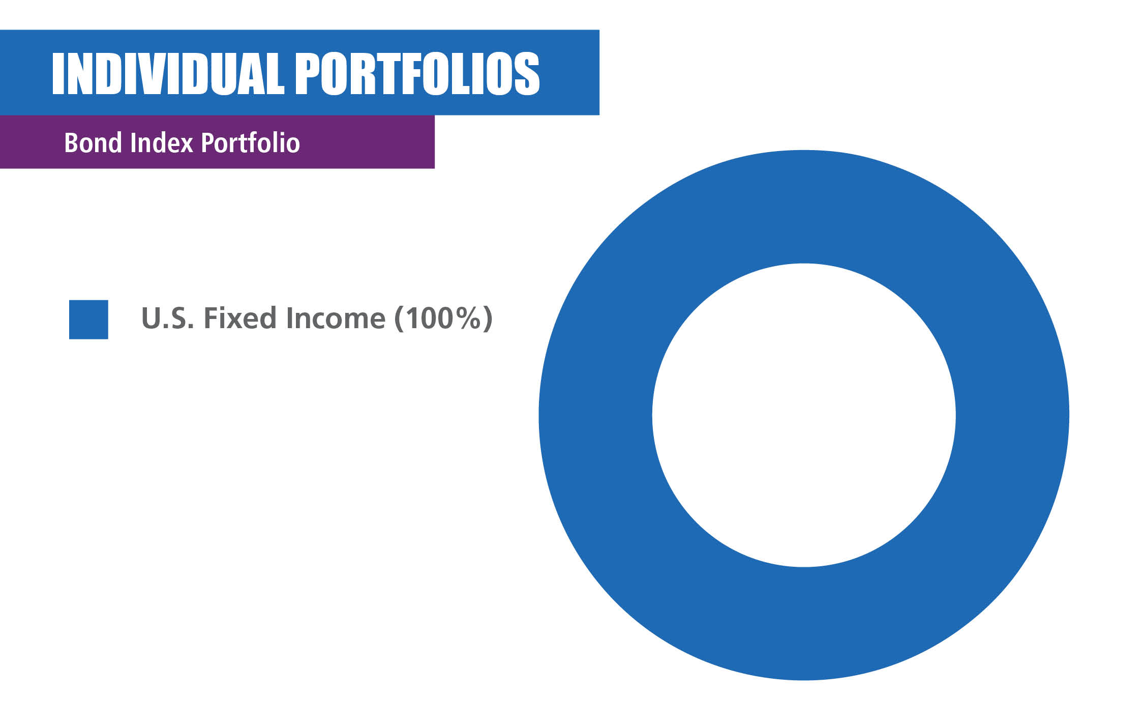 Bond Index Portfolio